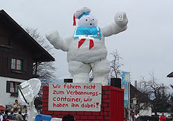 Oberstdorfer Fasnachtsumzug