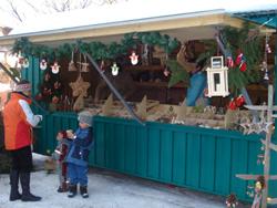 Weihnachtsmarkt in Fischen
