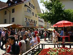 Stadtfest Sonthofen