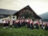 Jahreskonzert der Trachtenkapelle Riezlern