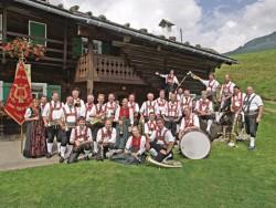 Sommerkonzert mit dem Musikverein d´Hirschegger