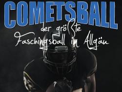 Cometsball in der bigBOX Allgäu