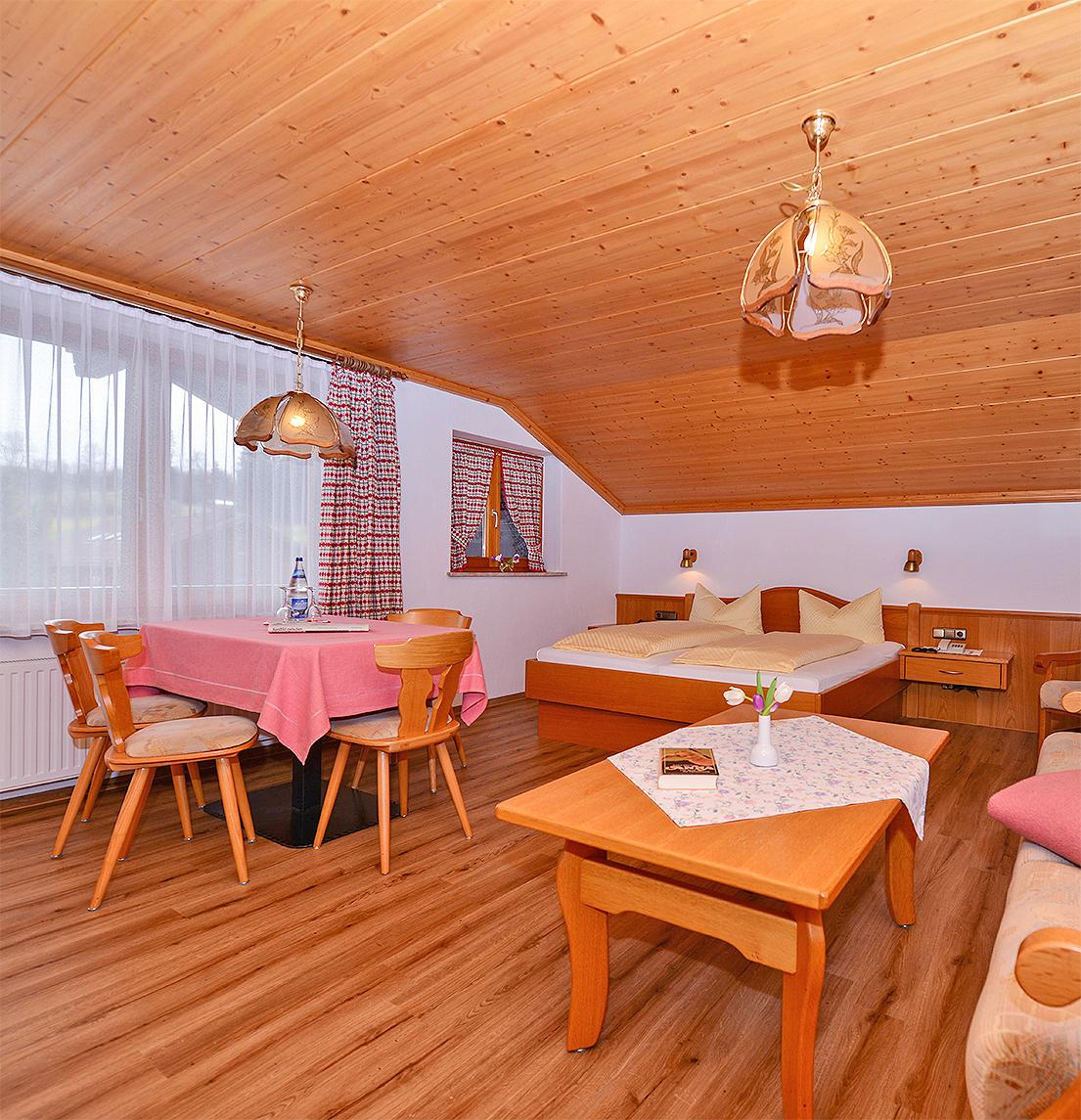 Ferienwohnung Allgäuer Landhaus Deutschland Fischen Im: 1-Zimmer-Ferienwohnung Nr. 11 + 12