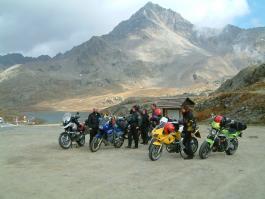Biker-Woche für Motorradfans - Obermaiselstein