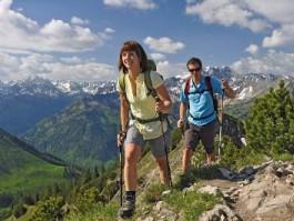 Be(r)geistert Wandern - 5 Tage - Bad Hindelang